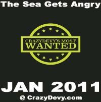 Crazy Devy Update: Angry Seas