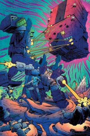 Transformers News: Sneak Peek - IDW Transformers: Sins of the Wreckers #5 iTunes Preview