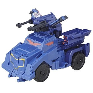 Transformers News: New Stock Images for Transformers Robots in Disguise Activator Soundwave with Laserbeak