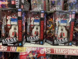 Transformers News: Transformers War for Cybertron Siege Deluxe Class Ratchet Found in Hong Kong Toys R Us