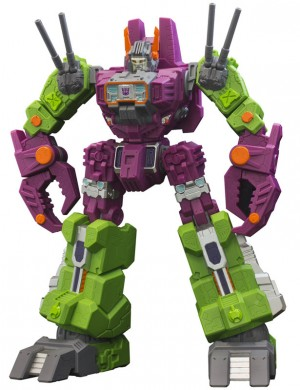 Transformers News: Sentinel Megazarak (Scorponok) and Black Zarak Official Images