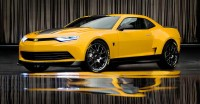 Transformers News: 2014 Concept Camaro Confirmed as Transformers 4 Bumblebee