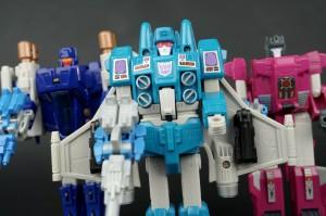Transformers News: New Galleries: G1 Targetmasters Slugslinger, Misfire, Triggerhappy, Crosshairs, Pointblank, Sureshot
