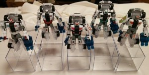 Transformers News: BotCon 2016 - Custom Class Figure Revealed to be Ratchet and Medix
