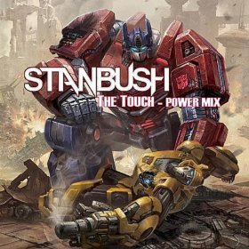 "Transformers News: Stan Bush's ""The Touch - Power Mix (Fall of Cybertron)"" Video now Available"