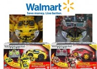 Transformers News: Update: Transformers Prime Weaponizers At Wal-Mart.com And Amazon.com, And R / C Cars Available At Wal-Mart.com