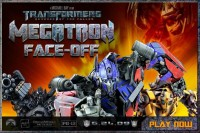 "Transformers News: New Promo ROTF ""Megatron Face-Off"" mini-game"