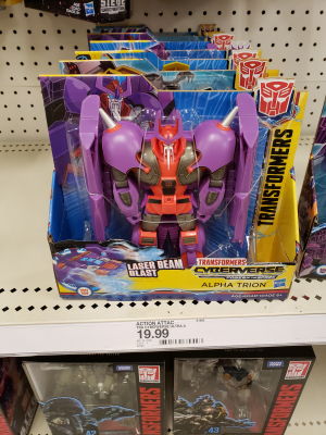 Transformers Cyberverse Spark Armor Cheetor, Alpha Trion, Sky Byte, Jetfire, Spotted at US Retail
