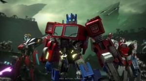 Transformers News: TRANSFORMERS: Forged to Fight by Kabam Coming April 5th