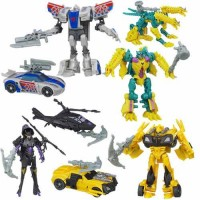 "Transformers News: Transformers Prime ""Beast Hunters"" Legion Class Wave 1 Image"