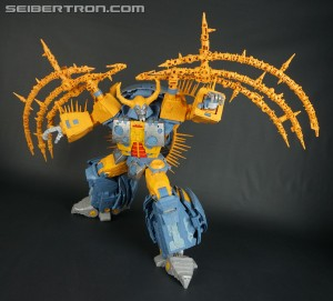 New Gallery: Transformers War for Cybertron Trilogy UNICRON (Part 2: Robot Mode)