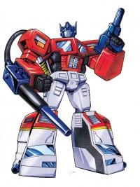 "Transformers News: TFCC Magazine #49 ""More Than Meets The Eye"" Hero Optimus Prime Bio"