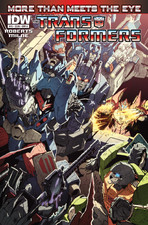 Transformers News: Transformers: More Than Meets The Eye Ongoing #15 Sneak Peek