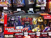 TRU Exclusive Rage Over Cyberbron Set Released