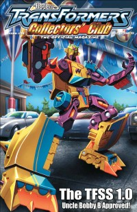 Transformers News: TFCC Issue 48 Cover Reveal Featuring Circuit