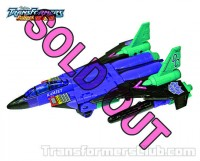 TFCC Animated Transtech Cheetor Going Fast and G2 Ramjet Already Gone
