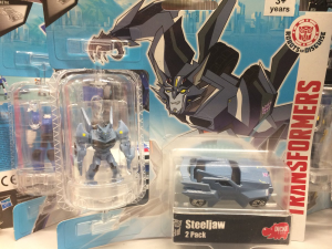 Transformers: Robots in Disguise One Step Soundwave and Diecast Toys Sighted at Australian Retail