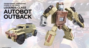 Transformers News: Transformers Power of the Primes Inferno, Outback, Cindersaur Officially Revealed
