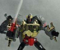 More Toy Images of Hasbro Version MP Grimlock