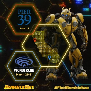 Transformers News: Life-Size Bumblebee Statue Touring Locations