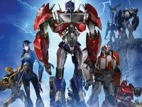 Transformers News: Peter Cullen and Frank Welker Talk Transformers Prime with MTV Geek