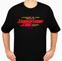 "Transformers News: Black Friday / Cyber Monday sale: $10 off Seibertron.com's ""G2 REDUX"" T-shirt"