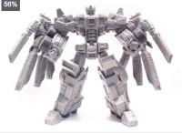 Transformers News: New Images of MasterCollectors Limited Edition Nova Prime- Edited: Super Mode Images