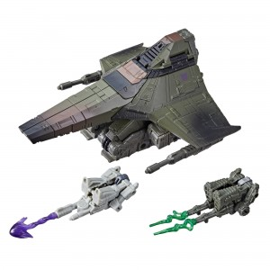 First Look at Netflix Transformers Wave 3 Voyager Packs Including Sparkless Seeker