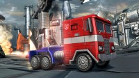 "Transformers News: Transformers: Fall of Cybertron G1 Optimus Prime trailer featuring Stan Bush's ""The Touch"""