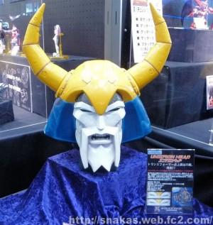 Wonderfest 2015 - Art Storm's Transformers EX Gokin and ES Gokin: Unicron, Elita One, Arcee and More
