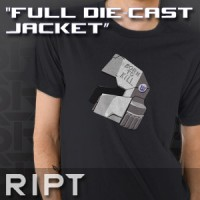 Transformers News: Unique Transformers inspired t-shirt available today only for $10 at Ript Apparel
