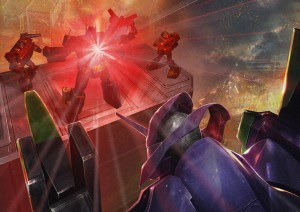Takara Tomy Masterpiece MP-10 / Neon Genesis Evangelion - Story Update and New Images