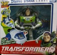 Disney Label Buzz Lightyear Released In Asia