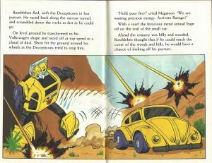 Transformers News: Ladybird Books to Return to Transformers
