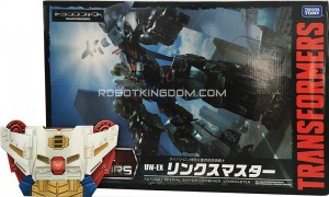 Collector Coin Images - Takara Transformers Unite Warriors UW-EX Lynxmaster