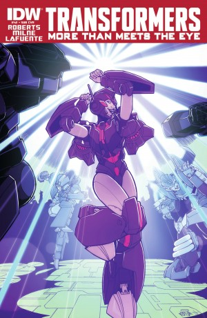 Transformers News: IDW Transformers: More Than Meets the Eye #42 Review