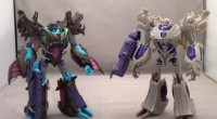 Transformers News: Transformers Prime Beast Hunters Sharkticon Megatron Video Review
