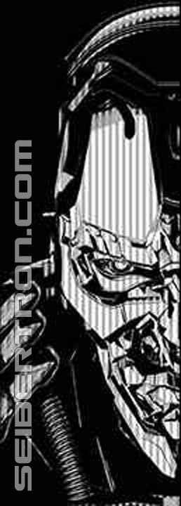 Transformers News: Transformers: Age of Extinction Lockdown's Face Revealed?