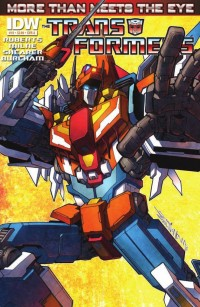 Transformers News: Transformers More Than Meets the Eye #19 Preview
