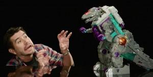 Transformers Generations Titan Class Trypticon Designer Desk Clip