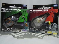 Transformers News: Toy Images of Device Label Optical Mouse - Grimlock & Dinosaurer