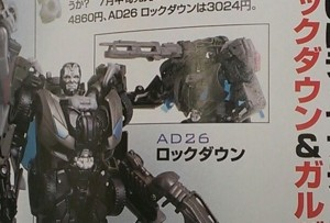Transformers News: Figure King Scans Reveal Transformers: Age of Extinction Deluxe Lockdown Gunface Mode and More