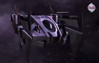 """New Transformers Prime """"Loose Cannons"""" Promo Clip"""
