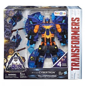 Transformers News: Video Review for Transformers: The Last Knight Planet Cybertron