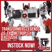 TFSource News! X2 Big Computer, ZT Arc, LG-EX Metroplex, Unrustables, PX Apollo & More!