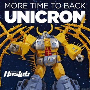 Haslab Unicron Deadline Extended Until October 6 2019