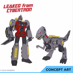 'Leaked From Cybertron' Images of Transformers Power of the Primes Slash
