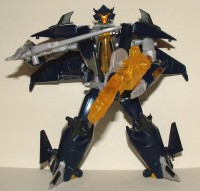 Transformers News: Transformers Prime Voyager Dreadwing Pictorial Review