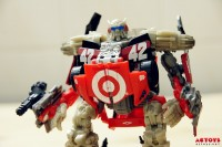 Transformers News: New Images of Target Exclusive Deluxe Leadfoot
