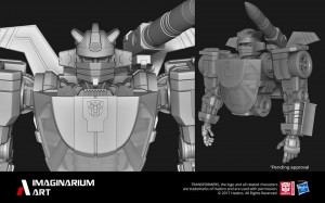 Transformers News: Imaginarium Art Wheeljack Statue Teaser